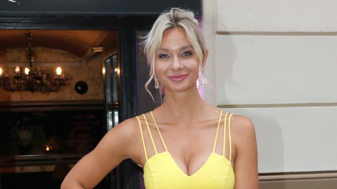 Herečka Barbora Mottlová