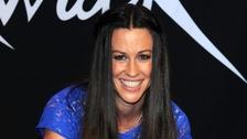 Zpěvačka Alanis Morissette