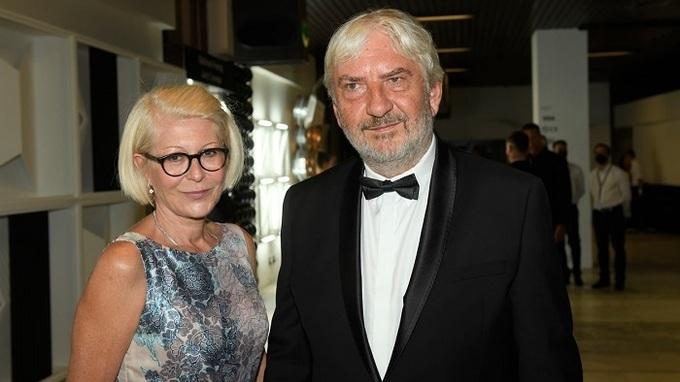 Miroslav Donutil a Zuzana Donutilová