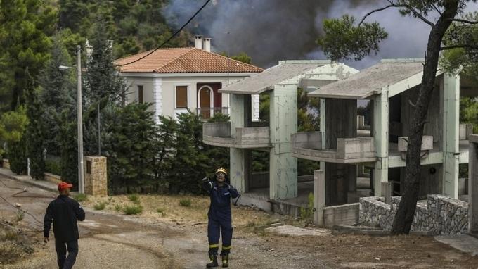 Požáry – Ilustrační snímek