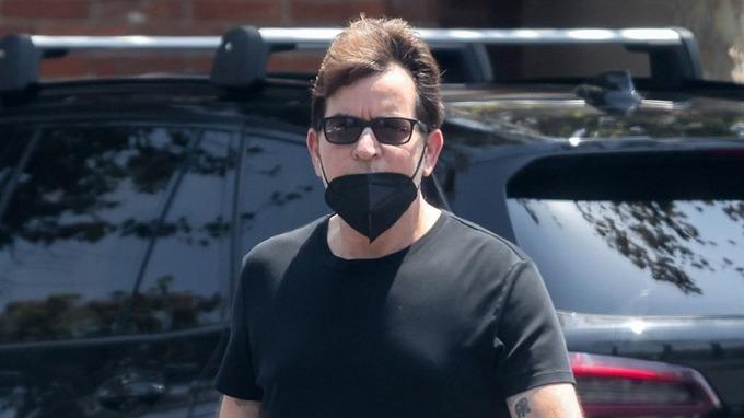 Herec Charlie Sheen