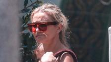 Bývalá herečka Cameron Diazová