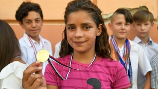 Annamária Horváthová se stala dorosteneckou mistryní Slovenska v běhu na 1500 metrů
