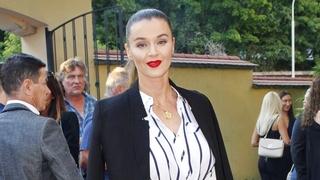 Moderátorka, herečka a modelka Iva Kubelková