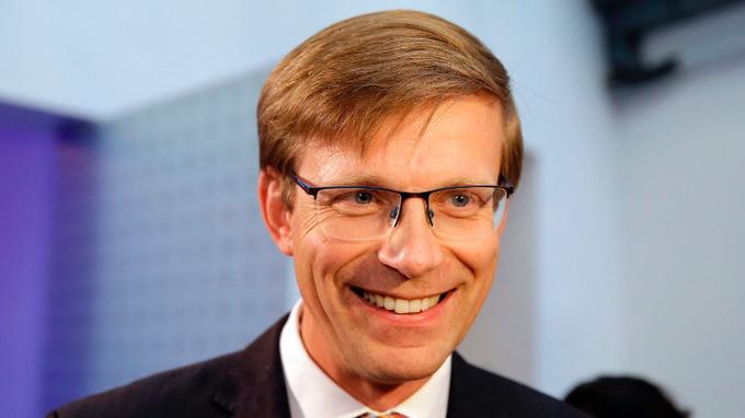 Místopředseda ODS Martin Kupka