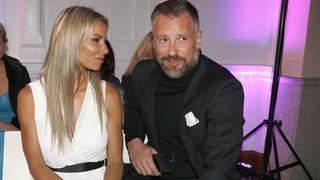 Petr Vágner s novou partnerkou
