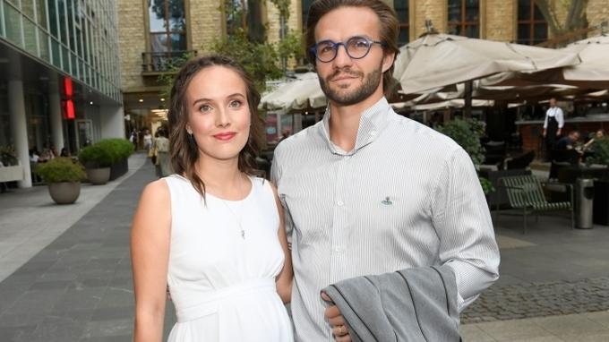 Tereza Ramba s manželem Matyášem