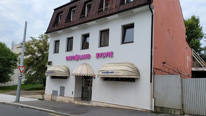 Takto dnes vypadá kdysi slavný podnik Discoland Sylvie