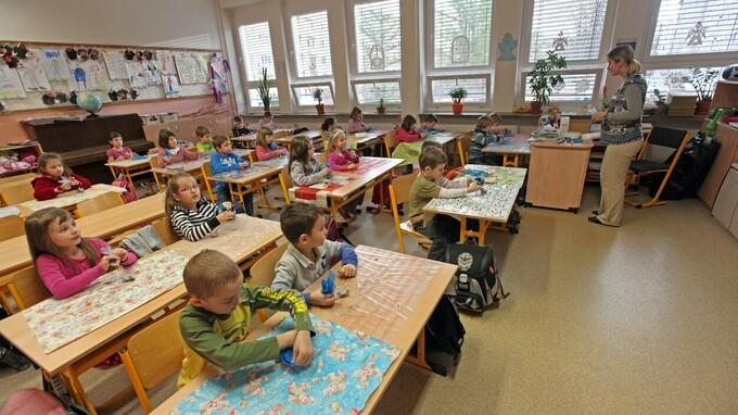 Škola – Ilustrační snímek