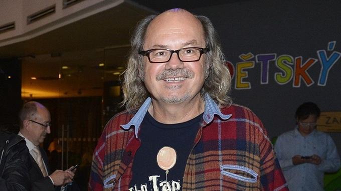Publicista a muzikant Ondřej Hejma