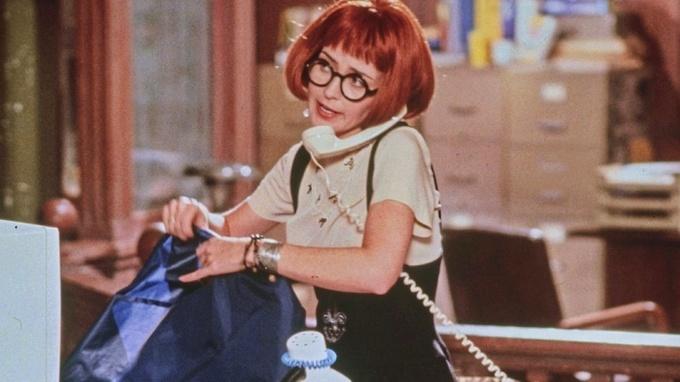 Herečka Annie Pottsová v komedii Krotitelé duchů 2