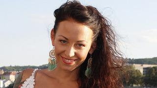 Bývalá modelka Agáta Prachařová
