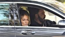 Jennifer Lopezová a Ben Affleck