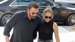 Ben Affleck a Jennifer Lopezová