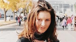 Jana Maláčová jako teenagerka.