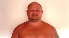 Scott Ross před proměnou vážil 130 kilogramů