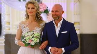 Podnikatel Roman a personalistka Andrea v svatební reality show