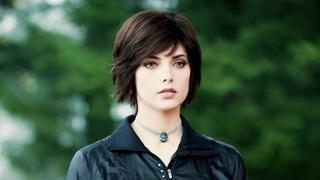 Herečka Ashley Greenová v sáze Twilight