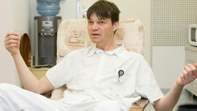 Lékař Lukáš Pollert