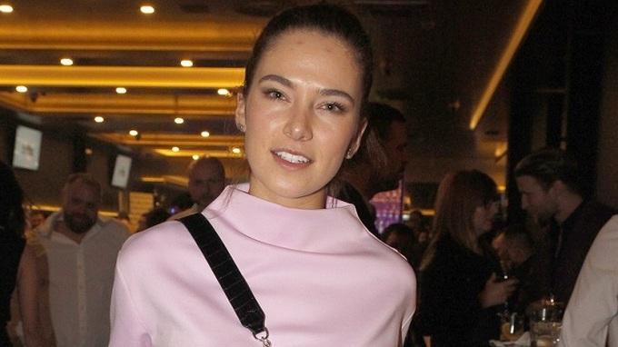 Modelka Andrea Bezděková