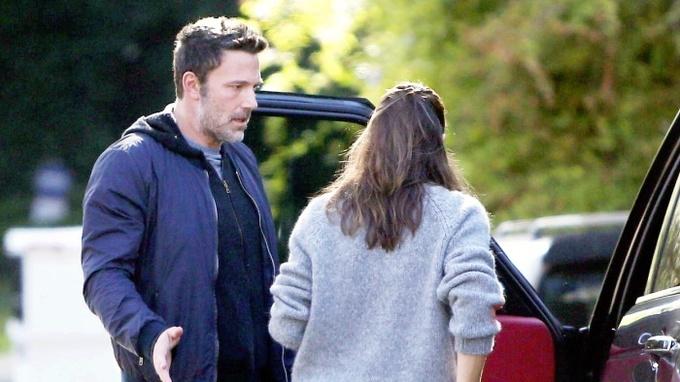 Ben Affleck s exmanželkou Jennifer Garnerovou