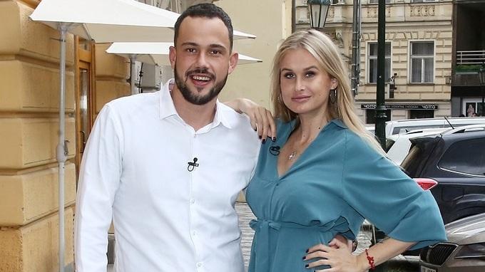 Simone Hrašková a Patrik Veselý