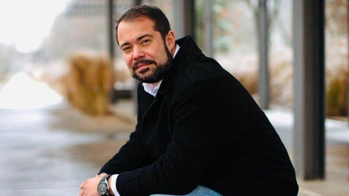 Místopředseda hnutí Přísaha Tomáš Sochr