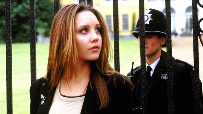 Herečka Amanda Bynesová ve filmu Co ta holka chce