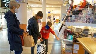 Nakupování – Ilustrační snímek
