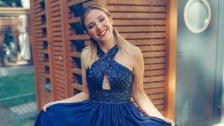 Zpěvačka a herečka Anna Slováčková