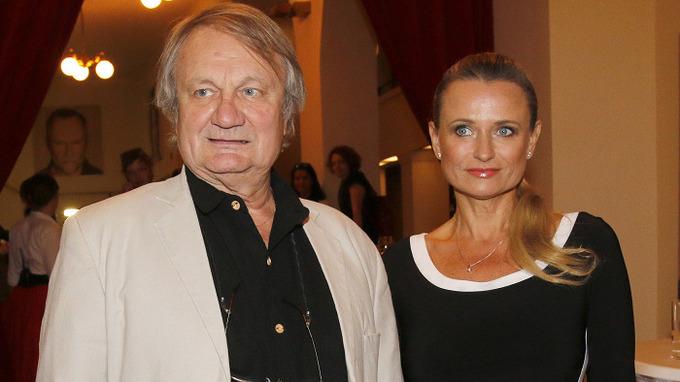 Jiří Adamec a Jana Adamcová