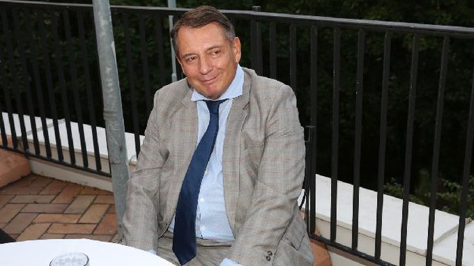 Expremiér Jiří Paroubek