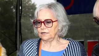 Zpěvačka Marta Kubišová