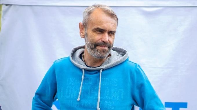 Předseda hnutí Přísaha Robert Šlachta