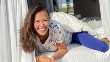 Monika Leová si užila dovolenou v karavanu