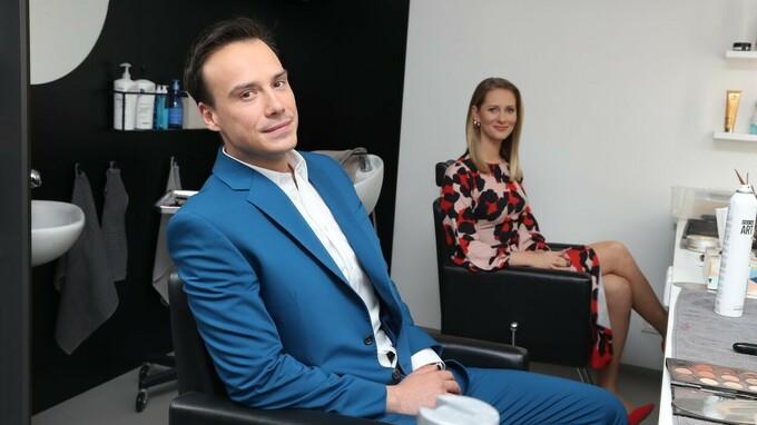 Moderátor Petr Suchoň