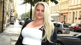 Charlotte Štiková shodila 33 kilogramů a dál hubne.