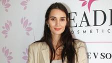 Modelka Kristýna Schicková