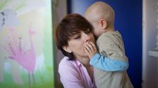 Pro děti je léčba rakoviny velmi náročná – ilustrační snímek