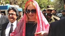 Tereza Hlůšková v Pakistánu