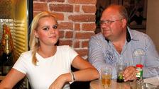 Ornella Koktová s otcem Michalem