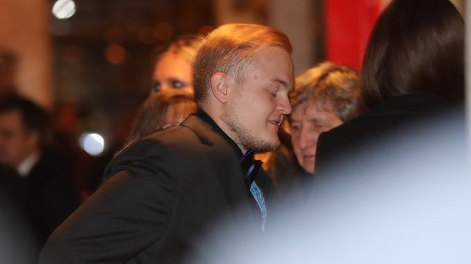 Syn Ivety Bartošové Artur Štaidl