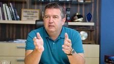 Dosluhující ministr Jan Hamáček