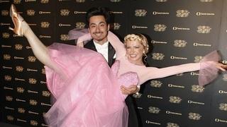Mirai Navrátil a jeho taneční partnerka Lenka Nora Návorková