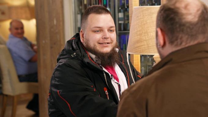 Honza Špicl v show První večeře