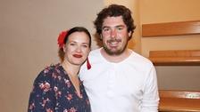 Kristýna Leichtová s partnerem Vojtěchem Štěpánkem
