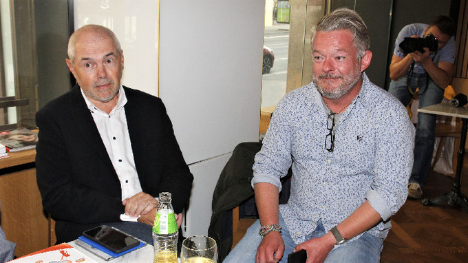 Marek Eben a Aleš Háma